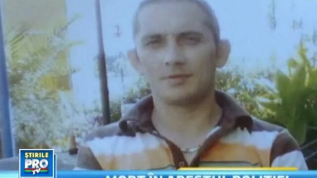 Misterul mortii lui Dan Balan. Cine l-a batut pe barbatul care a murit in arestul Politiei Capitalei