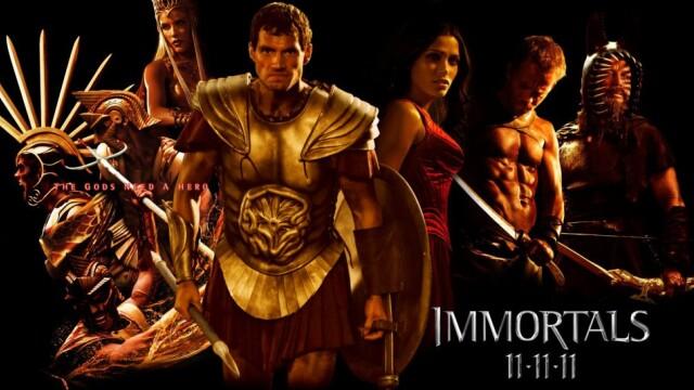 Pe 11.11.11, esti pregatit sa infrunti fortele raului? Castiga aici bilete la Immortals 3D