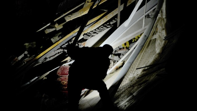 Mediafax FOTO - Cutremurul din Turcia - 1