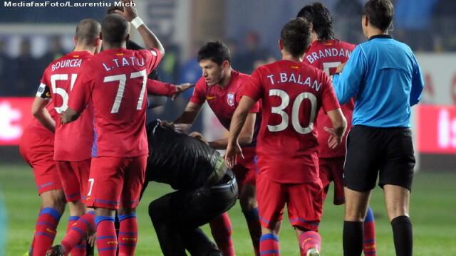 Vivi Rachita, manager Petrolul: Gestul huliganic de la meciul cu Steaua era planuit pentru alt meci
