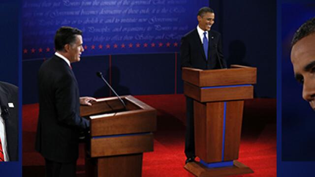 Cobver 2 Barack Obama si Mitt Romney