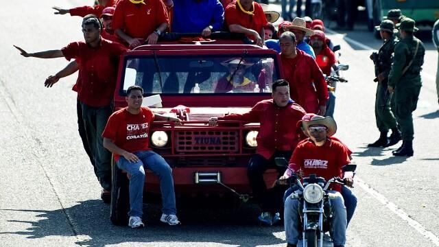 Hugo Chavez a castigat al 4-lea mandat de presedinte al Venezuelei, pentru 6 ani - Imaginea 2