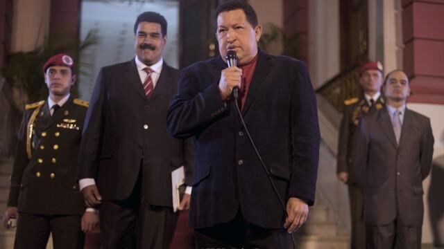 Hugo Chavez a castigat al 4-lea mandat de presedinte al Venezuelei, pentru 6 ani - Imaginea 3