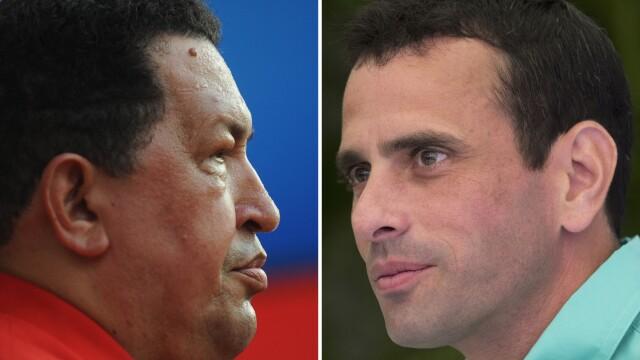 Hugo Chavez a castigat al 4-lea mandat de presedinte al Venezuelei, pentru 6 ani - Imaginea 4