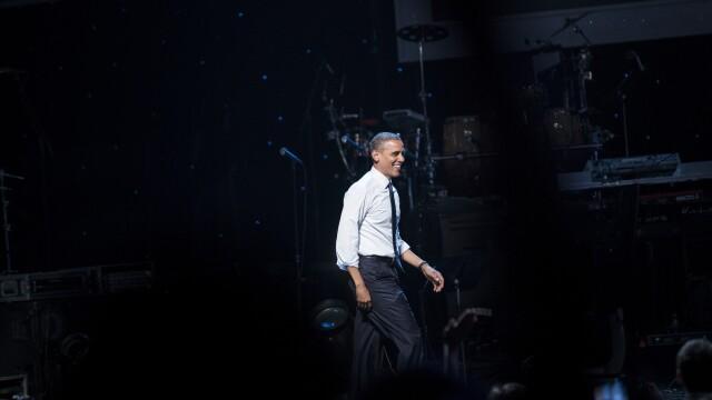 Focuri de arma la sediul de campanie al lui Barack Obama