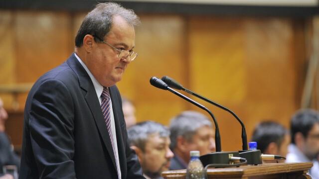 Blaga ii raspunde lui Antonescu, care vrea o confruntare cu el la alegerile parlamentare