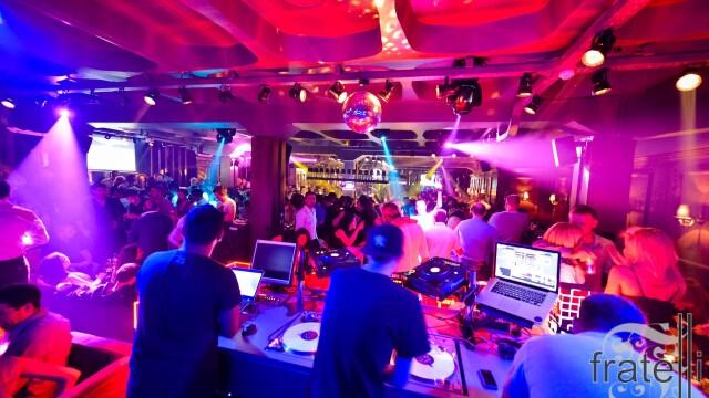DJ ESKEI83 a facut senzatie intr-un club din Timisoara. Vezi GALERIE FOTO de la eveniment