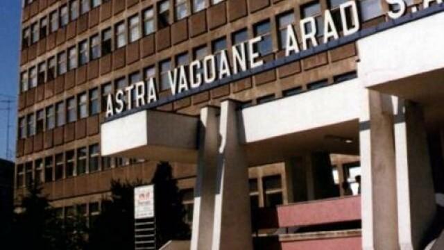 Astra Vagoane Arad