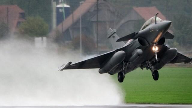 elvetia avion militar