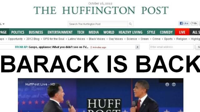Obama-ofensiv,Romney-evaziv.Cea de-a doua dezbatere pentru Casa Alba,dominata de actualul presedinte - Imaginea 2