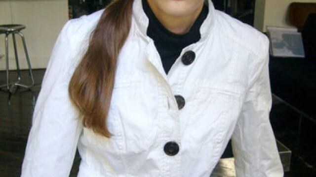 Masha Telnaya, modelul ucrainean care atrage privirile la toate prezentarile de moda. GALERIE FOTO - Imaginea 4
