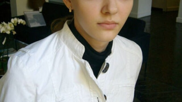 Masha Telnaya, modelul ucrainean care atrage privirile la toate prezentarile de moda. GALERIE FOTO - Imaginea 6