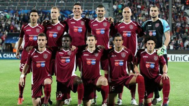 Galatasaray - CFR Cluj, 1-1. CFR strange 4 puncte in Grupa H a Ligii Campionilor