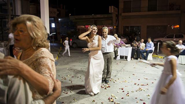 Nunta de CRIZA. Cum aleg unii europeni sa-si petreaca