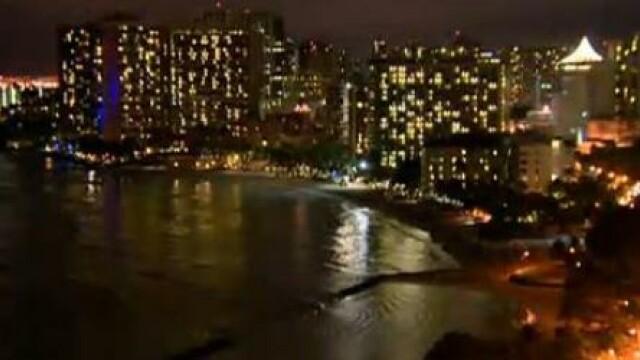 CUTREMUR de 7.7 grade in Canada: alerta de tsunami pentru Hawaii a fost RIDICATA