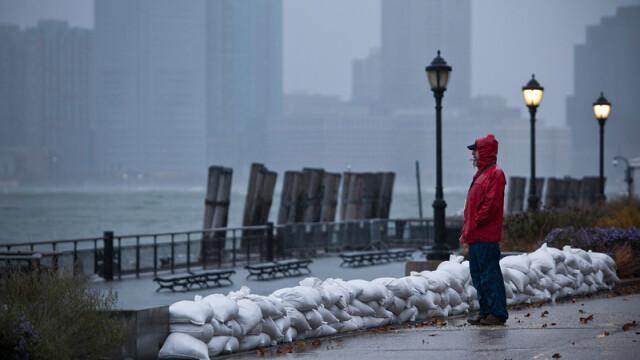 Uraganul Sandy: 40 de victime in New York. Autoritati: orasul ar putea fi INVADAT de sobolani - Imaginea 6