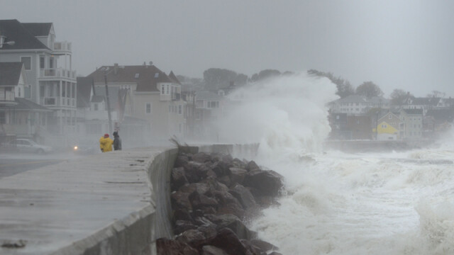 Uraganul Sandy: 40 de victime in New York. Autoritati: orasul ar putea fi INVADAT de sobolani - Imaginea 36