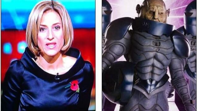 O prezentatoare de la BBC a ajuns tinta glumelor pe net. Cum a aparut imbracata la TV - Imaginea 4