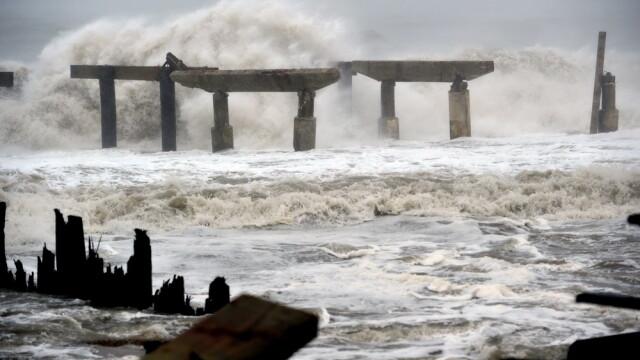 Uraganul Sandy: 40 de victime in New York. Autoritati: orasul ar putea fi INVADAT de sobolani - Imaginea 37