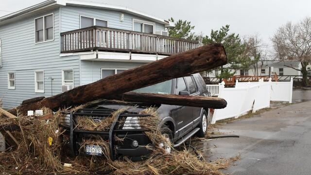 Uraganul Sandy: 40 de victime in New York. Autoritati: orasul ar putea fi INVADAT de sobolani - Imaginea 51