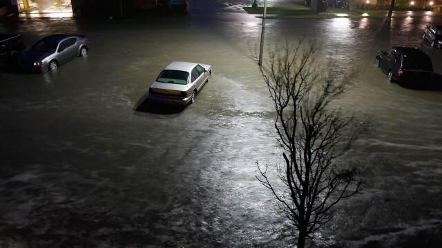 Uraganul Sandy: 40 de victime in New York. Autoritati: orasul ar putea fi INVADAT de sobolani - Imaginea 49