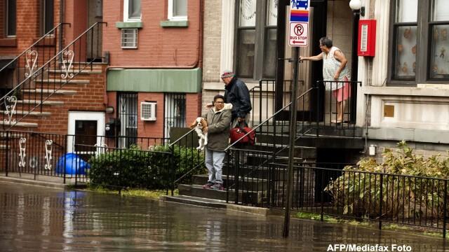 Uraganul Sandy: 40 de victime in New York. Autoritati: orasul ar putea fi INVADAT de sobolani - Imaginea 44