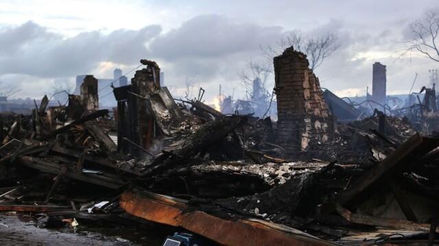 Uraganul Sandy: 40 de victime in New York. Autoritati: orasul ar putea fi INVADAT de sobolani - Imaginea 56