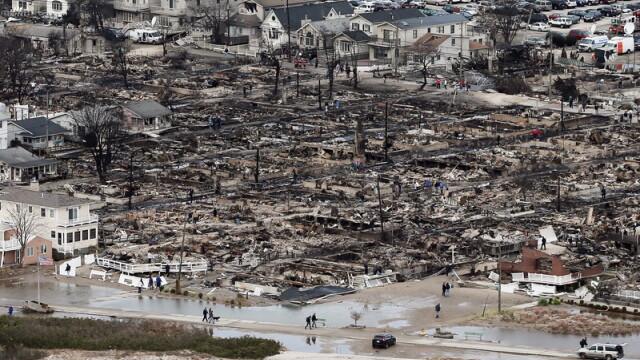 Uraganul Sandy: 40 de victime in New York. Autoritati: orasul ar putea fi INVADAT de sobolani - Imaginea 57