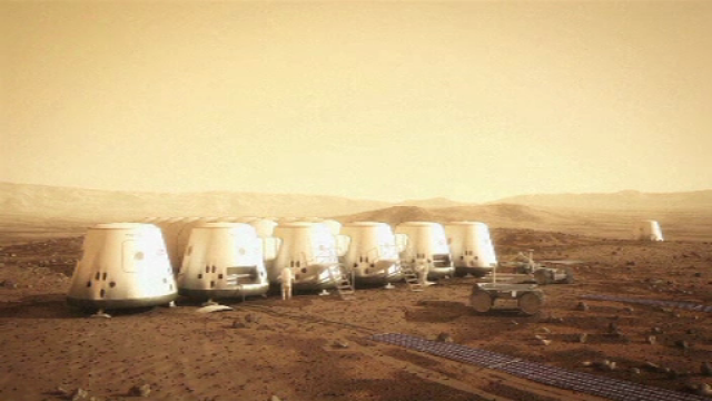 colonizare Marte