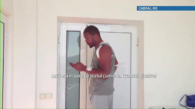 Primul mesaj al lui Cabral catre fanii sai, dupa accidentul suferit cu un ATV langa Sibiu