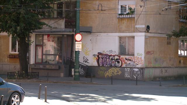 graffiti, cladiri, timisoara