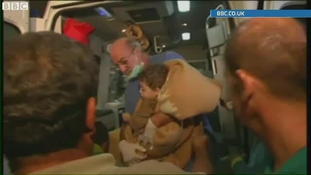 Inca un NAUFRAGIU langa Lampedusa. O nava cu sute de imigranti s-a scufundat: cel putin 27 de MORTI