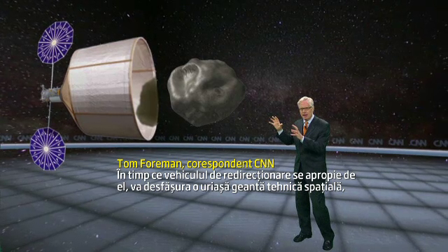 capturare asteroid