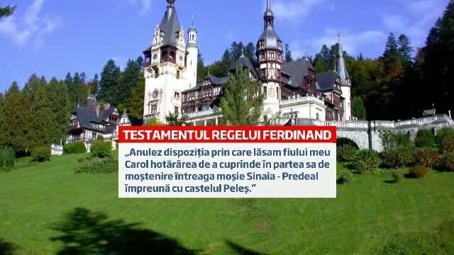 Castel Peles si carton