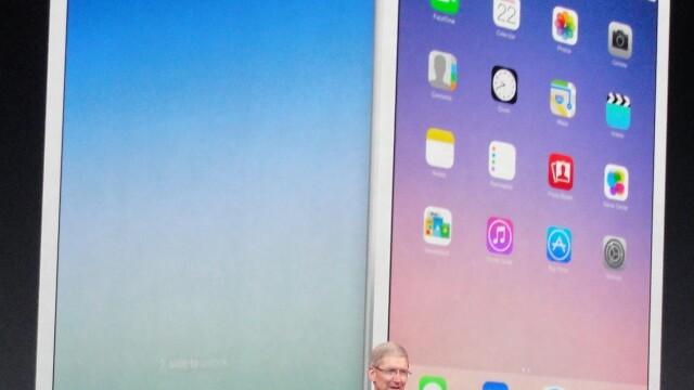 Apple a lansat noua generatie de tablete iPad Air şi iPad Mini. Ce specificatii au - Imaginea 7