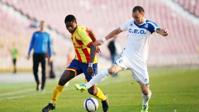Aventura Ripensiei in Cupa Romaniei s-a incheiat la scor de neprezentare: 0-3 cu Pandurii