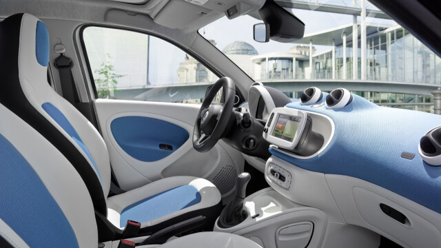 Smart, Salonul Auto - 11