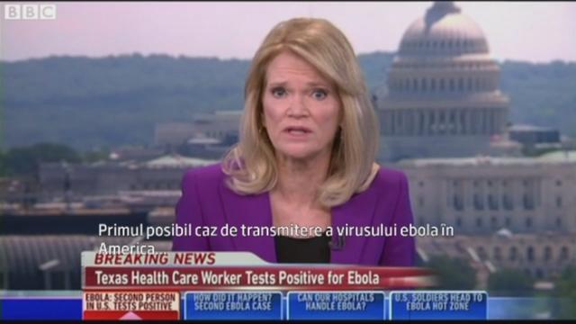Ebola SUA