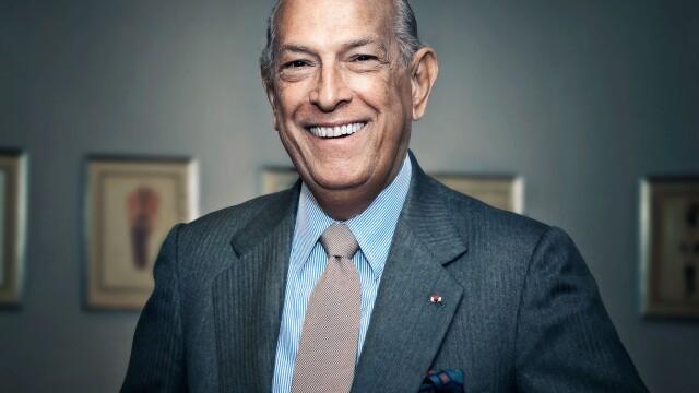 Oscar de la Renta va fi inmormantat pe 4 noiembrie, la New York, intr-o ceremonie privata