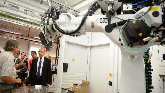 Romania are cel mai puternic laser din Europa, la Magurele. Vom putea fabrica acceleratoare pentru terapiile anticancer