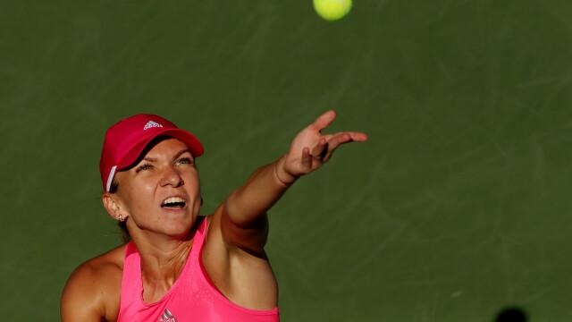 Simona Halep si-a aflat adversara din FINALA turneului de la Shenzen. Cu cine se va bate pentru trofeu