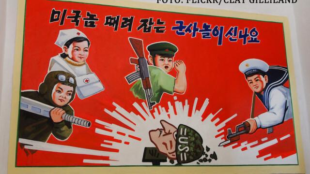 Coreea de Nord a atacat Coreea de Sud cu virusi informatici. Bilantul victimelor: peste 20.000 de smarthone-uri