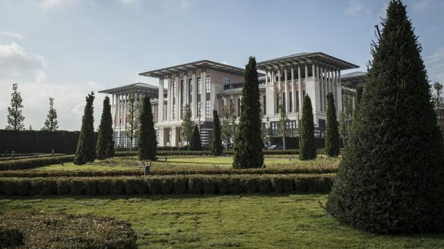 Turcia are unul dintre cele mai impunatoare palate prezidentiale din lume. A costat aproape 350 de milioane de dolari. FOTO - Imaginea 7