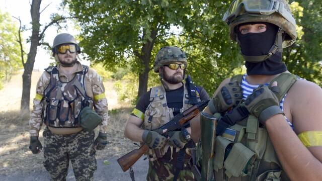 ONU: Peste 4.000 de morti in conflictul din estul Ucrainei, dintre care 300 in ultimele zece zile