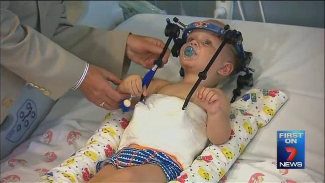 Un baietel din Australia isi revine miraculos dupa ce a fost DECAPITAT in urma unui accident. Cum a fost salvat de medici
