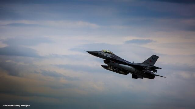 Razbunarea Turciei, dupa atentatul soldat cu 37 de morti si peste 100 de raniti. 11 avioane de lupta au fost trimise la atac - Imaginea 9