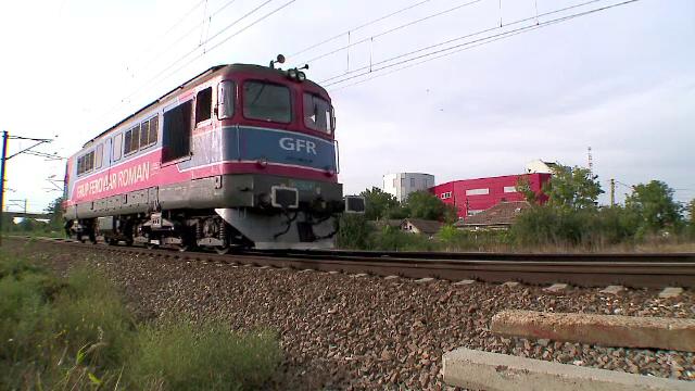 Un barbat din Constanta a murit pe loc, dupa ce a fost lovit in plin de un tren. Localnicii spun ca locul e foarte periculos