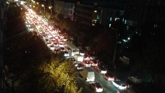 trafic, Bucuresti