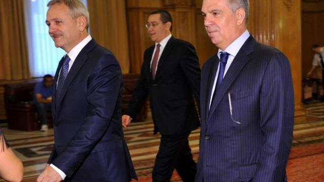 PSD reia procedura revocarii din functie a lui Valeriu Zgonea de la sefia Camerei Deputatilor. Ce au cerut social-democratii