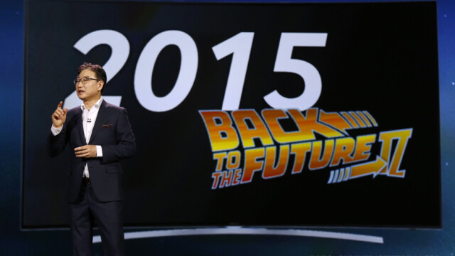 Back to the Future in 2015